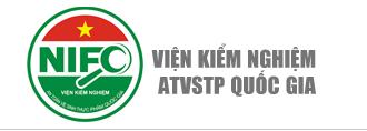 Viện kiểm nghiệm ATTP quốc gia