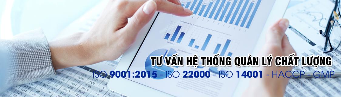 Tư vấn chứng nhận ISO 9001:2015
