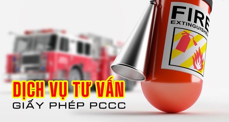 Dịch vụ xin giấy phép Phòng cháy chữa cháy (PCCC) tại TP. HCM