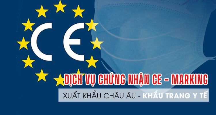 Chứng nhận CE đối với hàng hoá tại EU