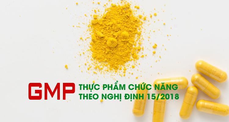 Dịch vụ tư vấn giấy phép an toàn thực phẩm theo tiêu chuẩn GMP - Sản xuất TPCN