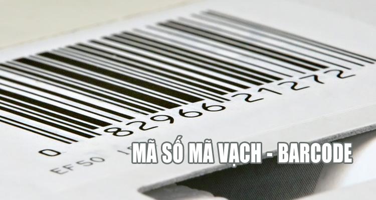 Thủ tục đăng ký mã vạch tại Cục quản lý chất lượng
