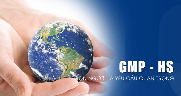Sản xuất TPCN đạt chuẩn GMP: Con người là yêu cầu quan trọng
