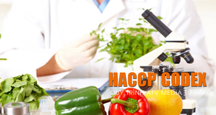 Thủ tục cấp chứng nhận HACCP