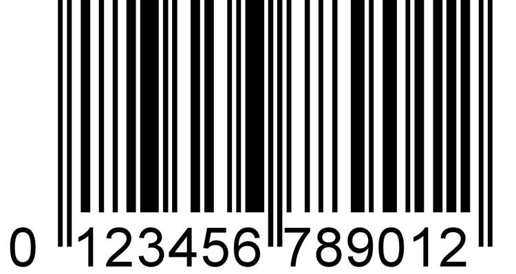 Cấu tạo mã số mã vạch trên bao bì sản phẩm