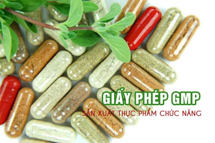 Tư vấn Thực hành sản xuất tốt (GMP) trong sản xuất, kinh doanh thực phẩm bảo vệ sức khỏe