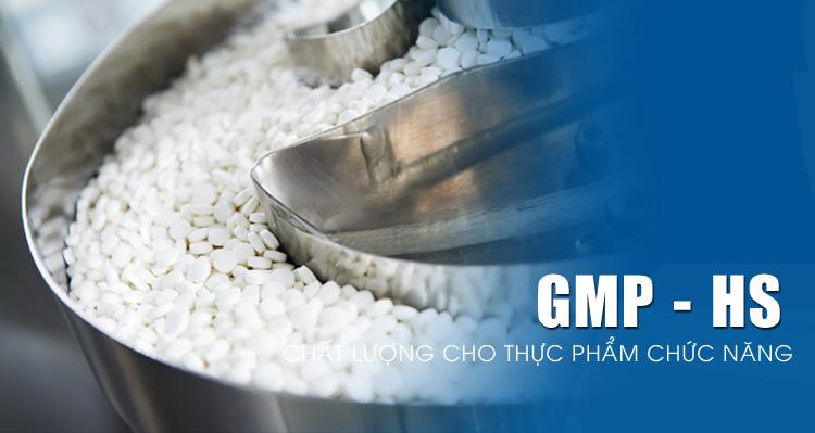Tiêu chuẩn GMP-HS